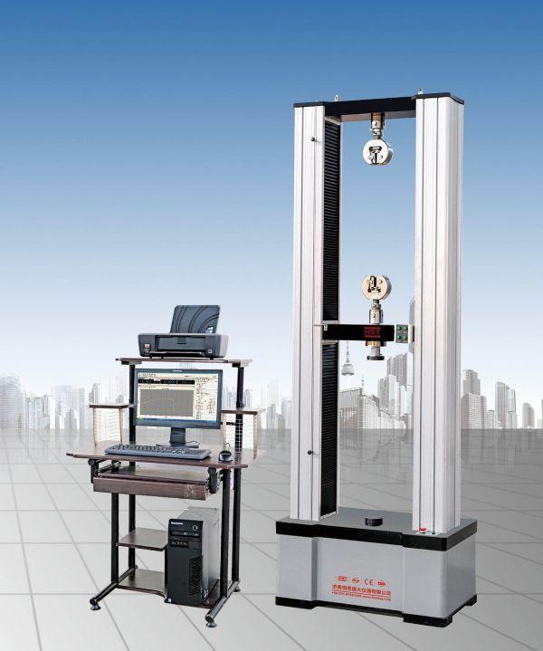 5KN/10KN/20KN微机全自动弹簧拉压试验机